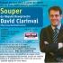 Souper du Député-Bourgmestre David CLARINVAL le 28 mars